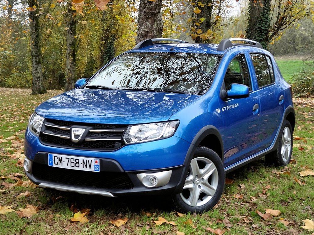 dacia sandero stepway ma voiture. Black Bedroom Furniture Sets. Home Design Ideas