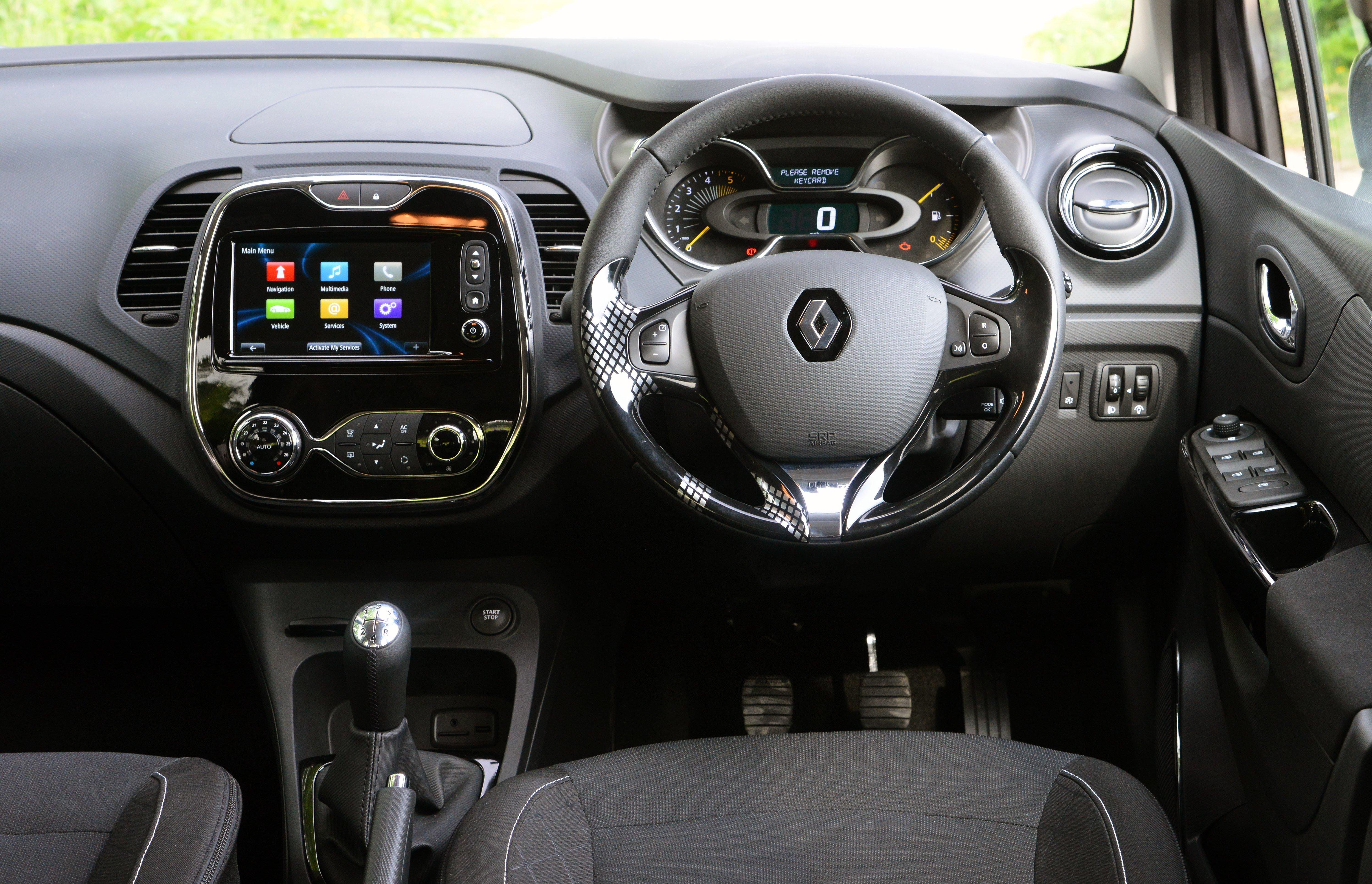 Renault Captur – Ma Voiture