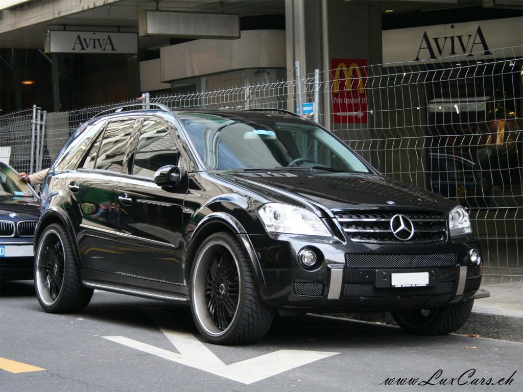 Mercedes Ml Ma Voiture