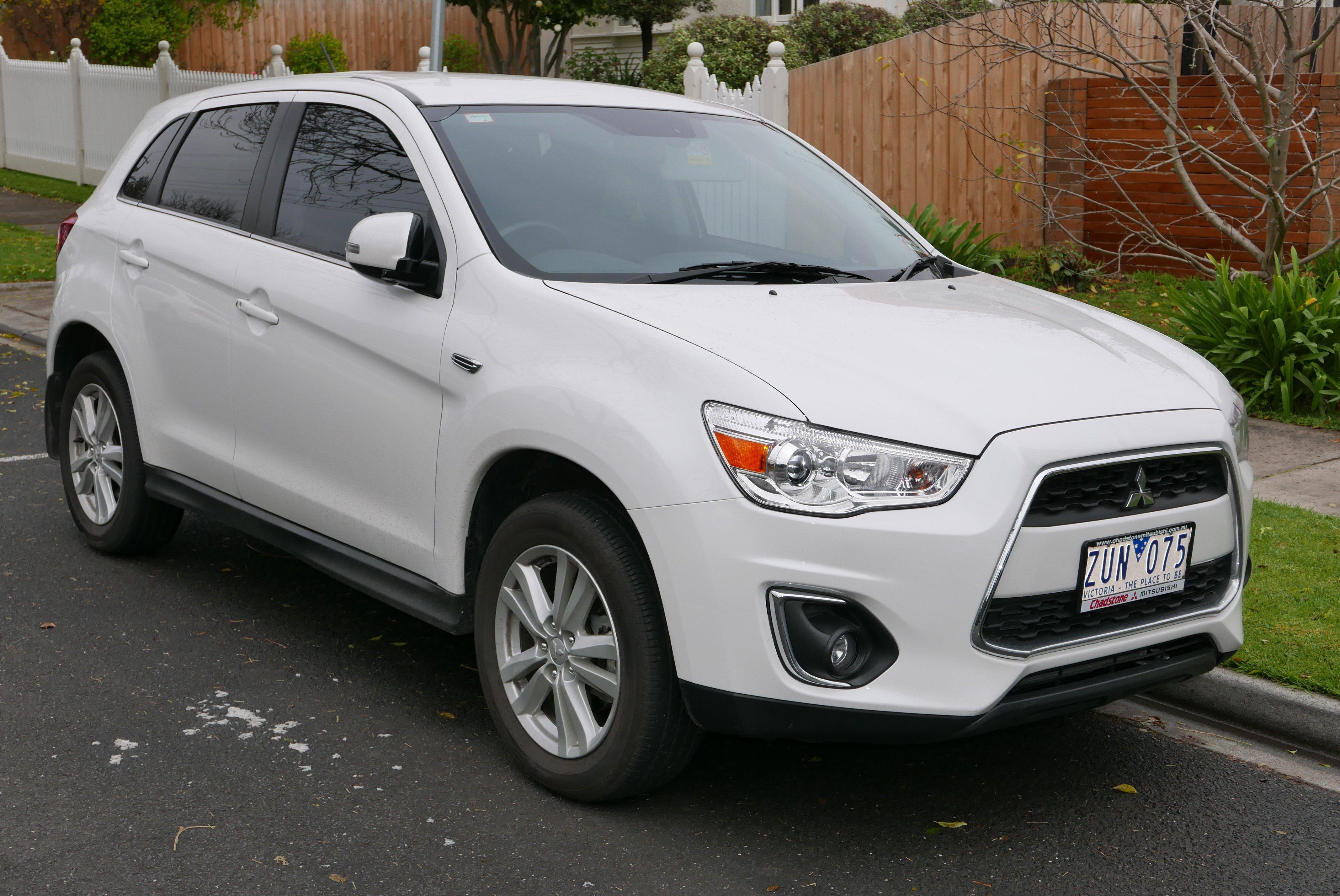 mitsubishi asx  u2013 ma voiture