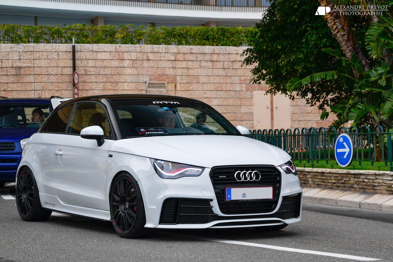 Audi A1 Quattro Ma Voiture