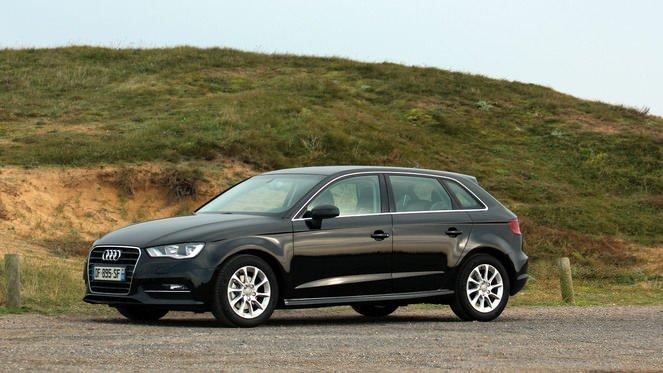 Audi A3 Ma Voiture