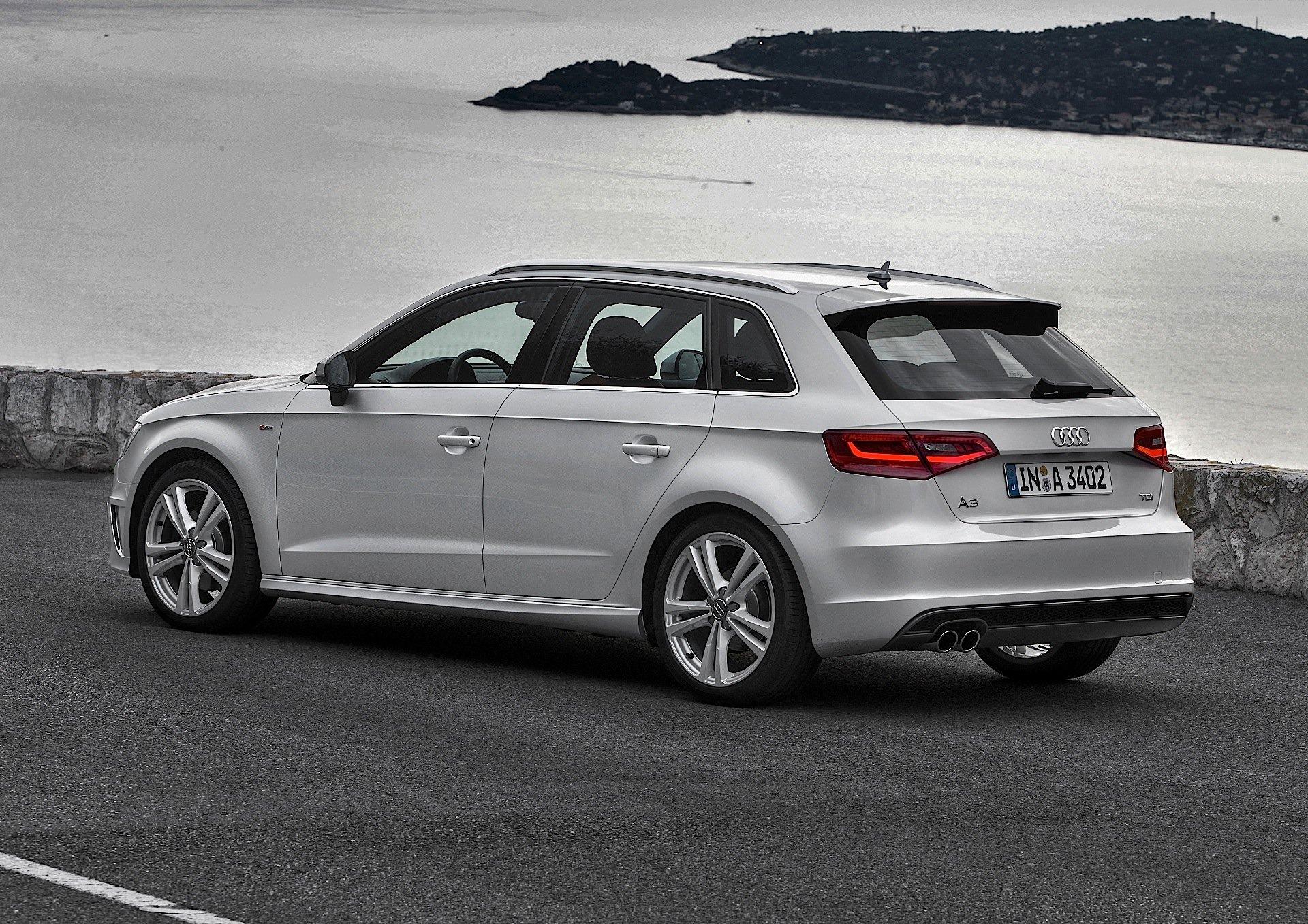 Audi A3 Sportback Ma Voiture