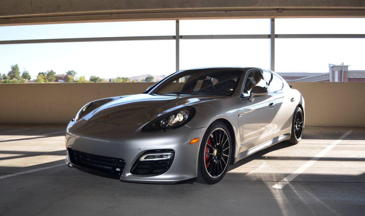 Porsche Panamera Gts Ma Voiture