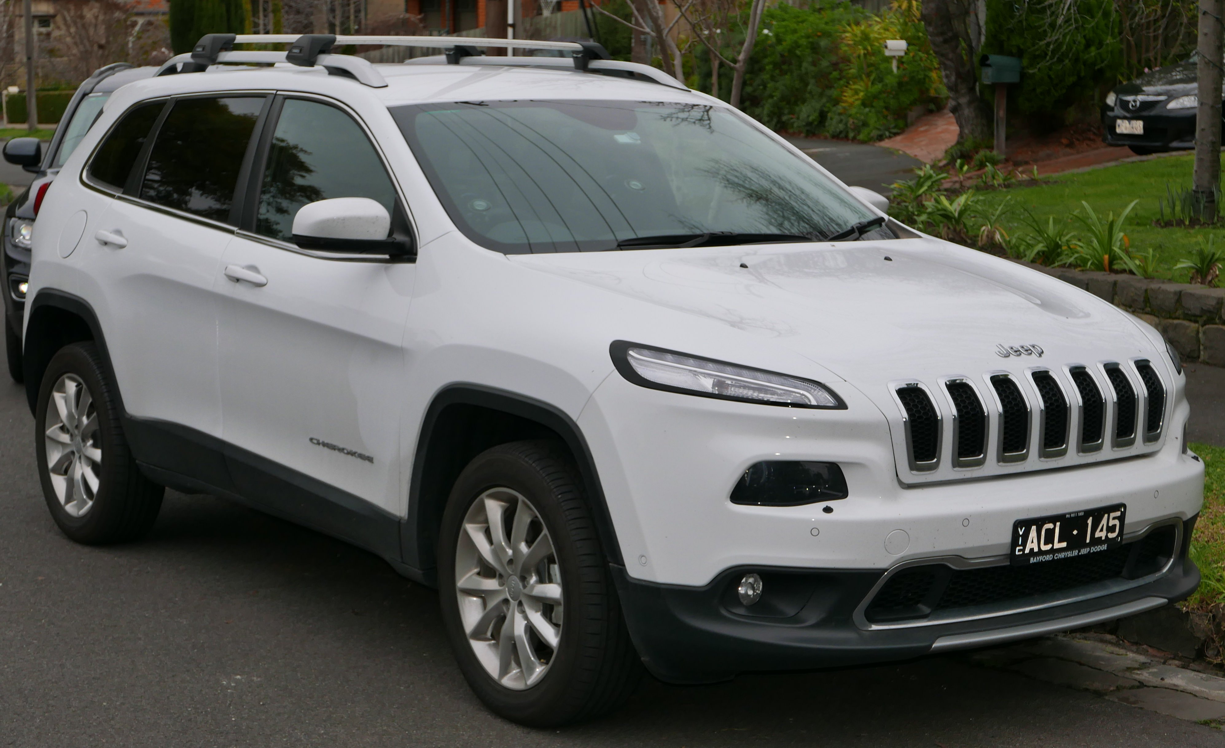 Jeep Cherokee Ma Voiture