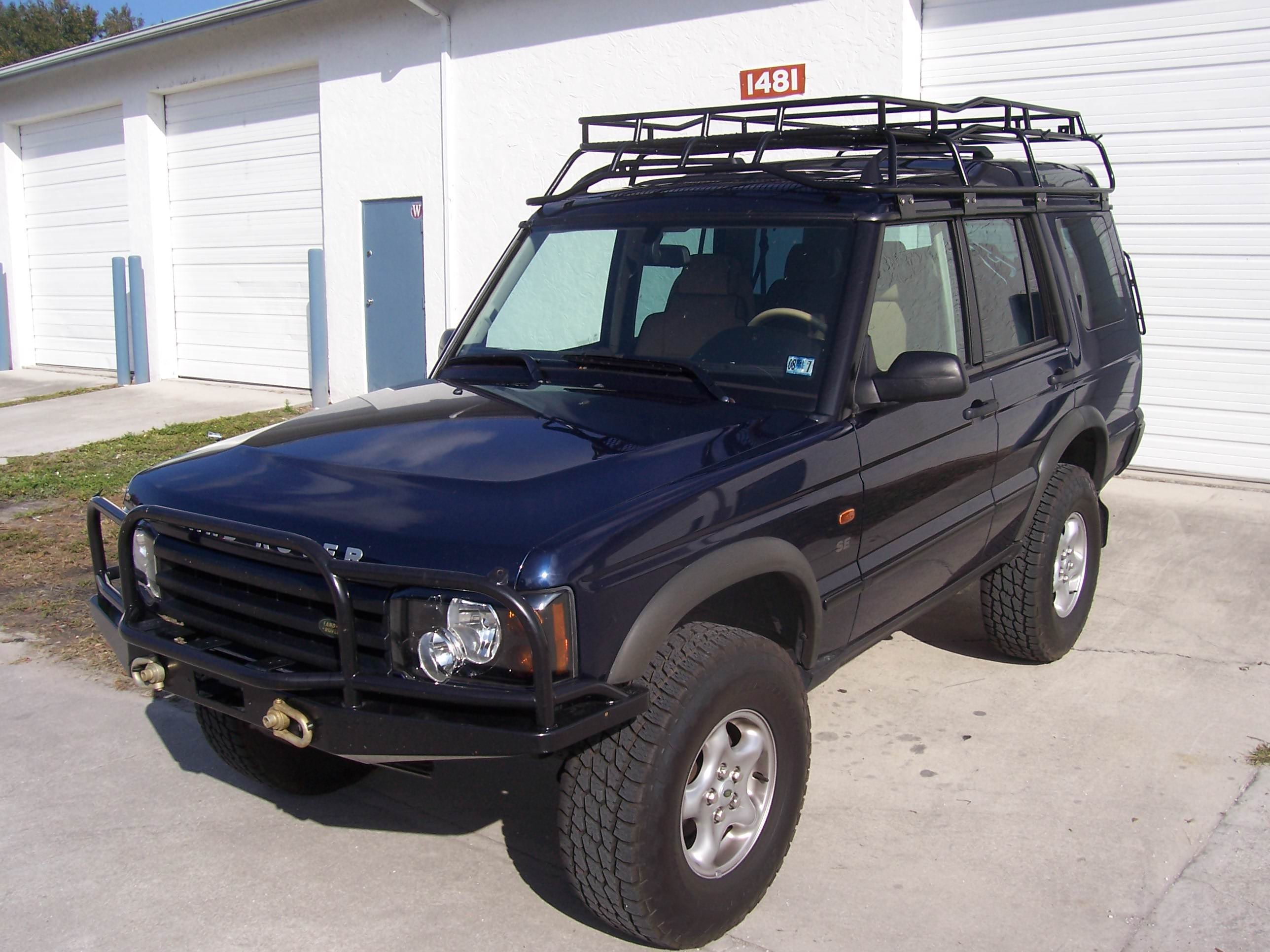 Land Rover Discovery 2 – Ma Voiture