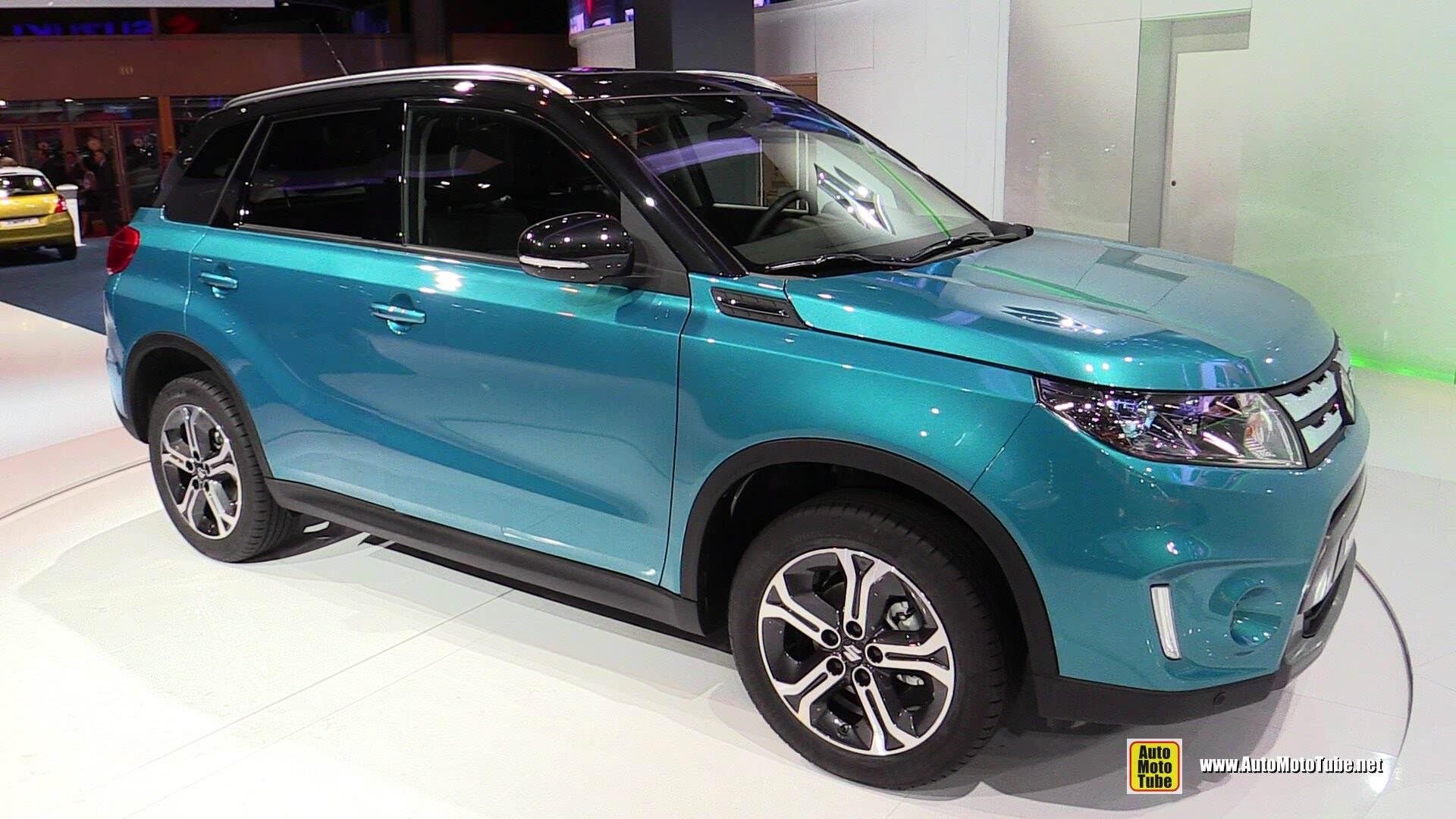 Suzuki Vitara – Ma Voiture