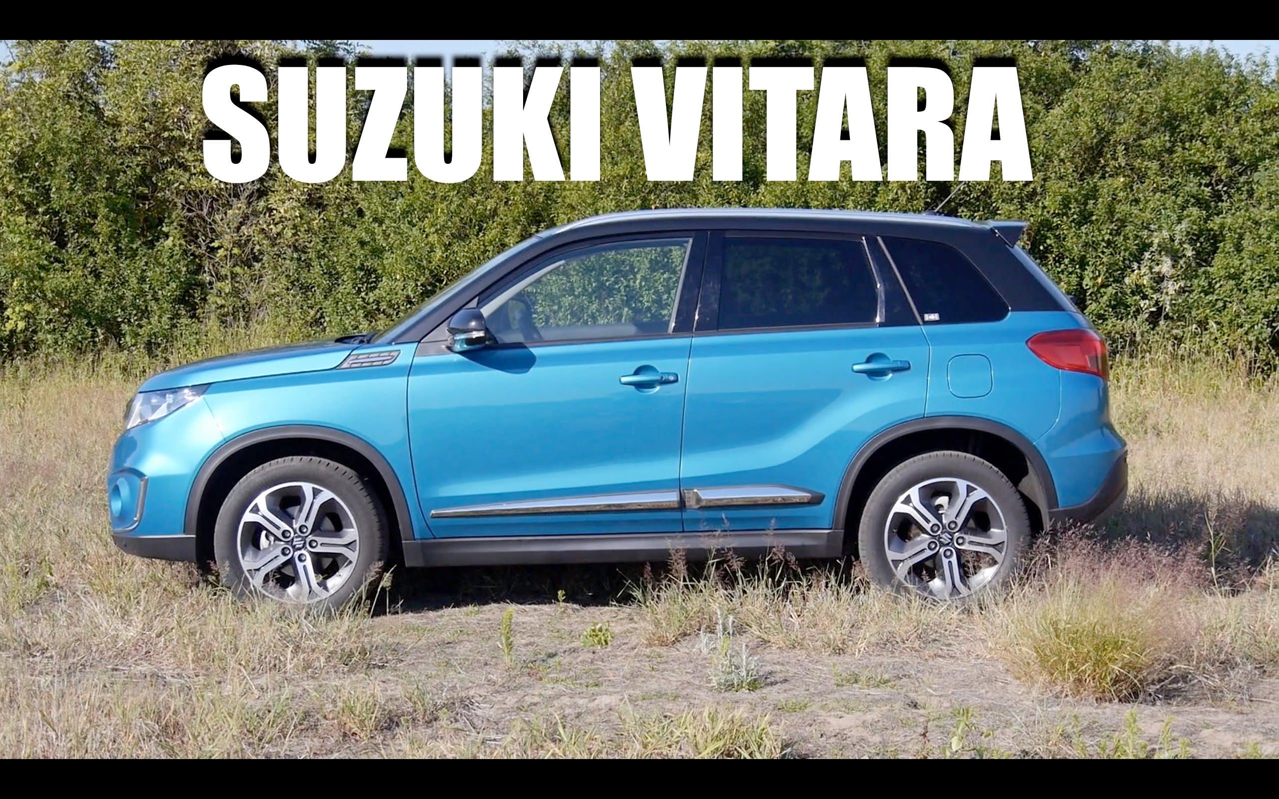 suzuki vitara  u2013 ma voiture