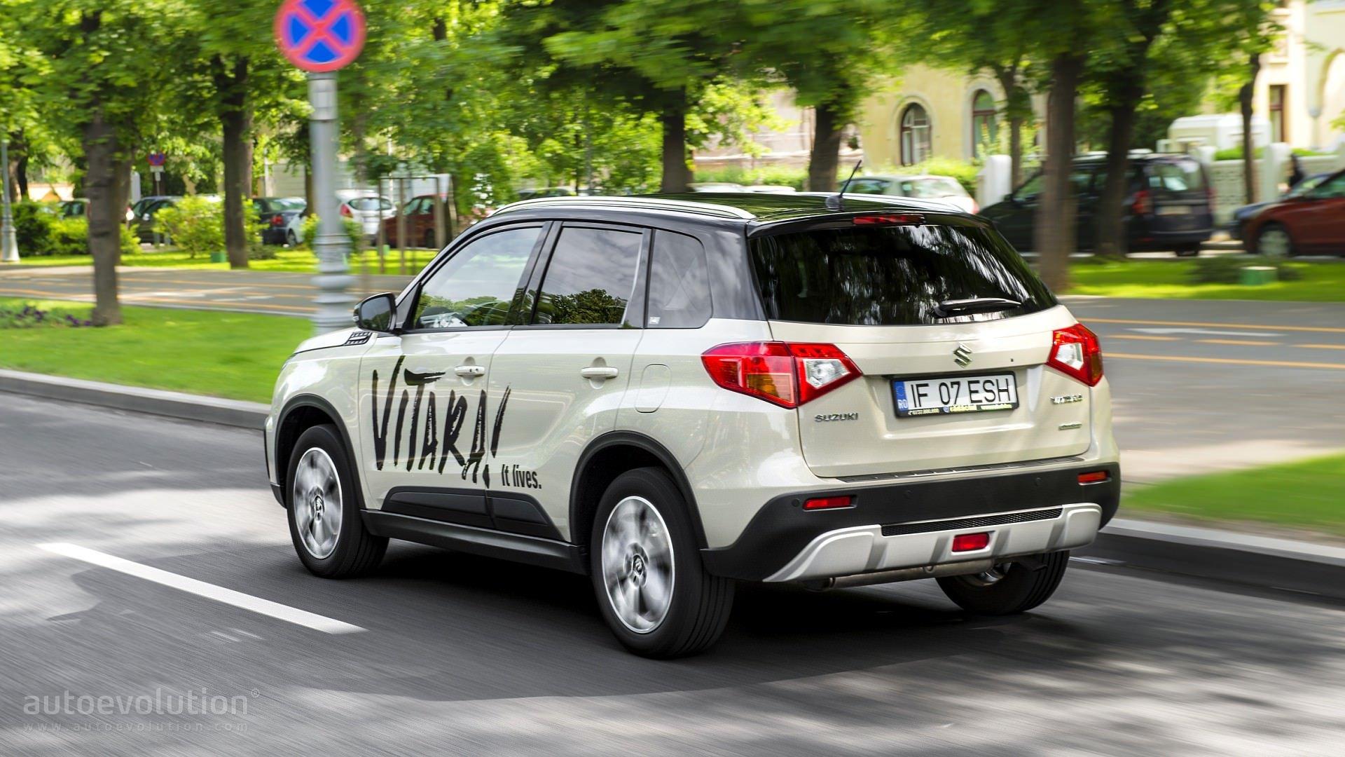 Suzuki Vitara Ma Voiture