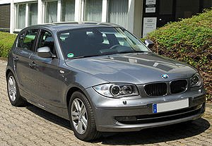 image bmw serie 1