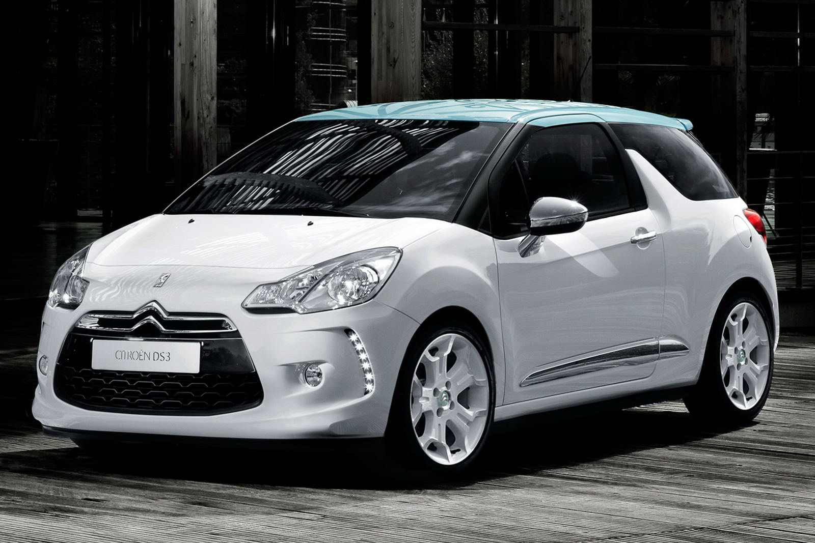 illustration citroen ds3