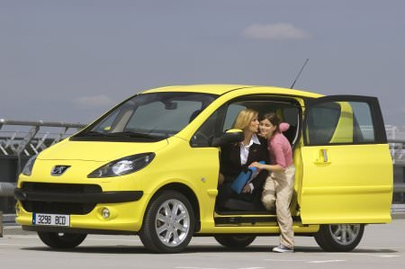 illustration peugeot 1007