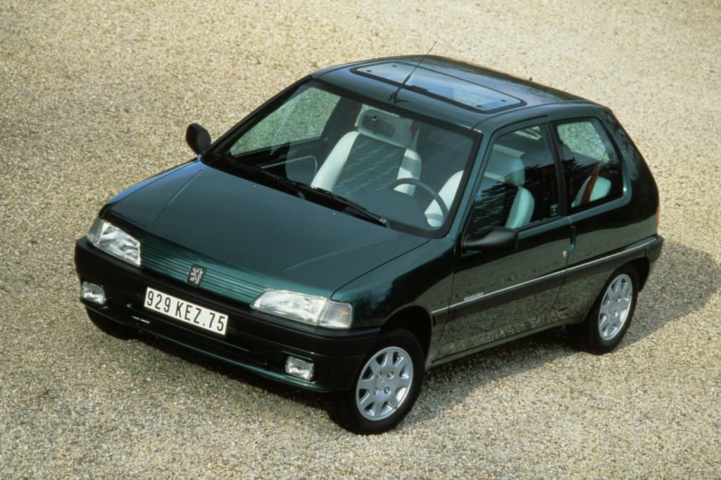 visualisation peugeot 106