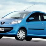 illustration peugeot 107