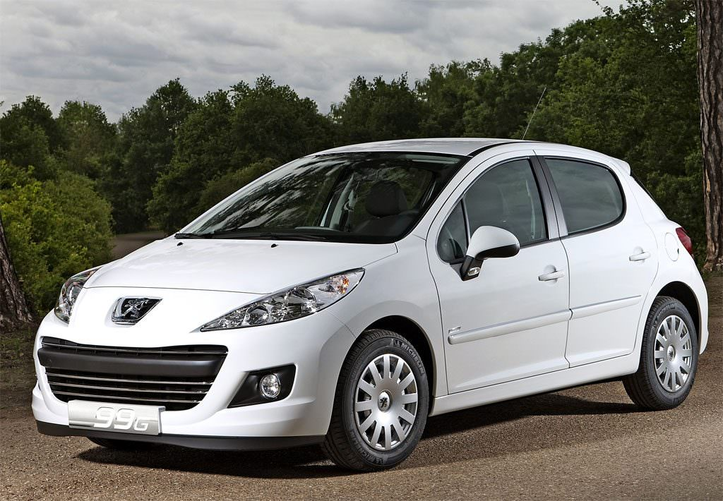 visualisation peugeot 207