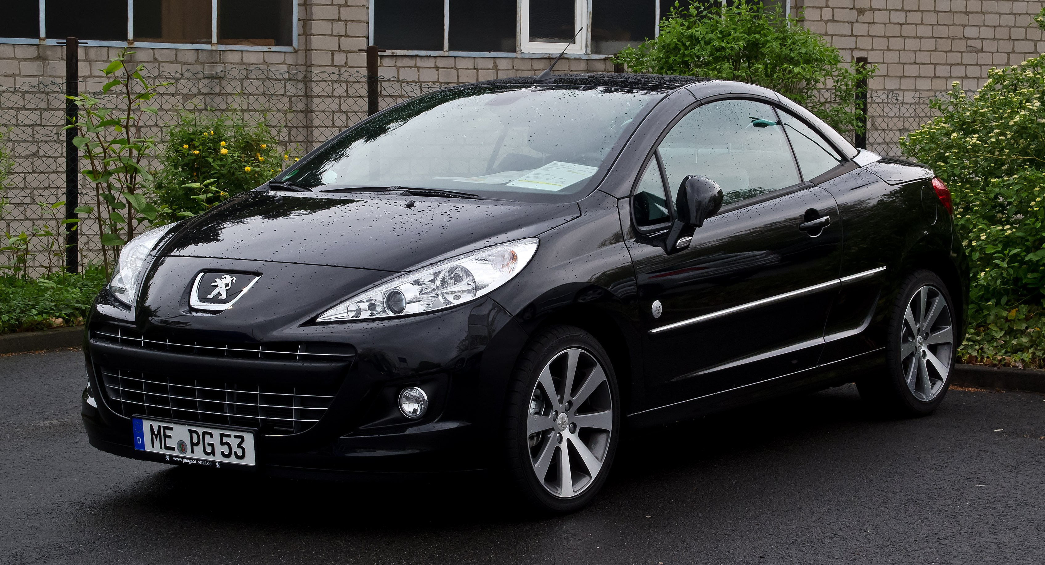 peugeot 207 ma voiture. Black Bedroom Furniture Sets. Home Design Ideas