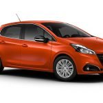 illustration peugeot 208