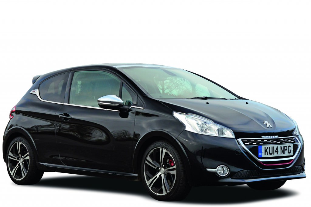 visualisation peugeot 208