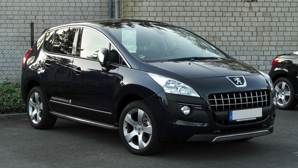 visualisation peugeot 3008