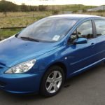 illustration peugeot 307