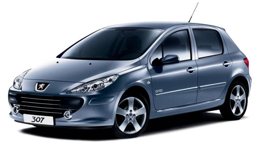 visualisation peugeot 307