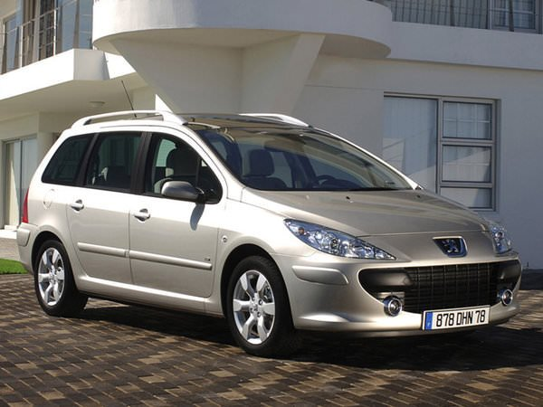 peugeot 307 sw ma voiture. Black Bedroom Furniture Sets. Home Design Ideas