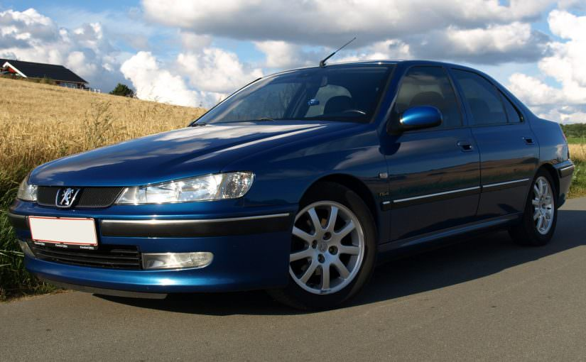 illustration peugeot 406