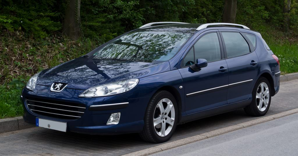 exemple peugeot 407 sw