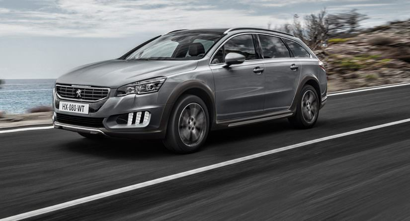 illustration peugeot 508 rxh