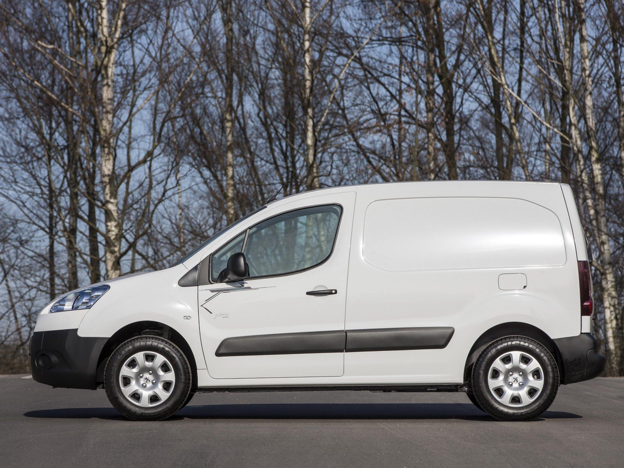 Peugeot Partner Ma Voiture