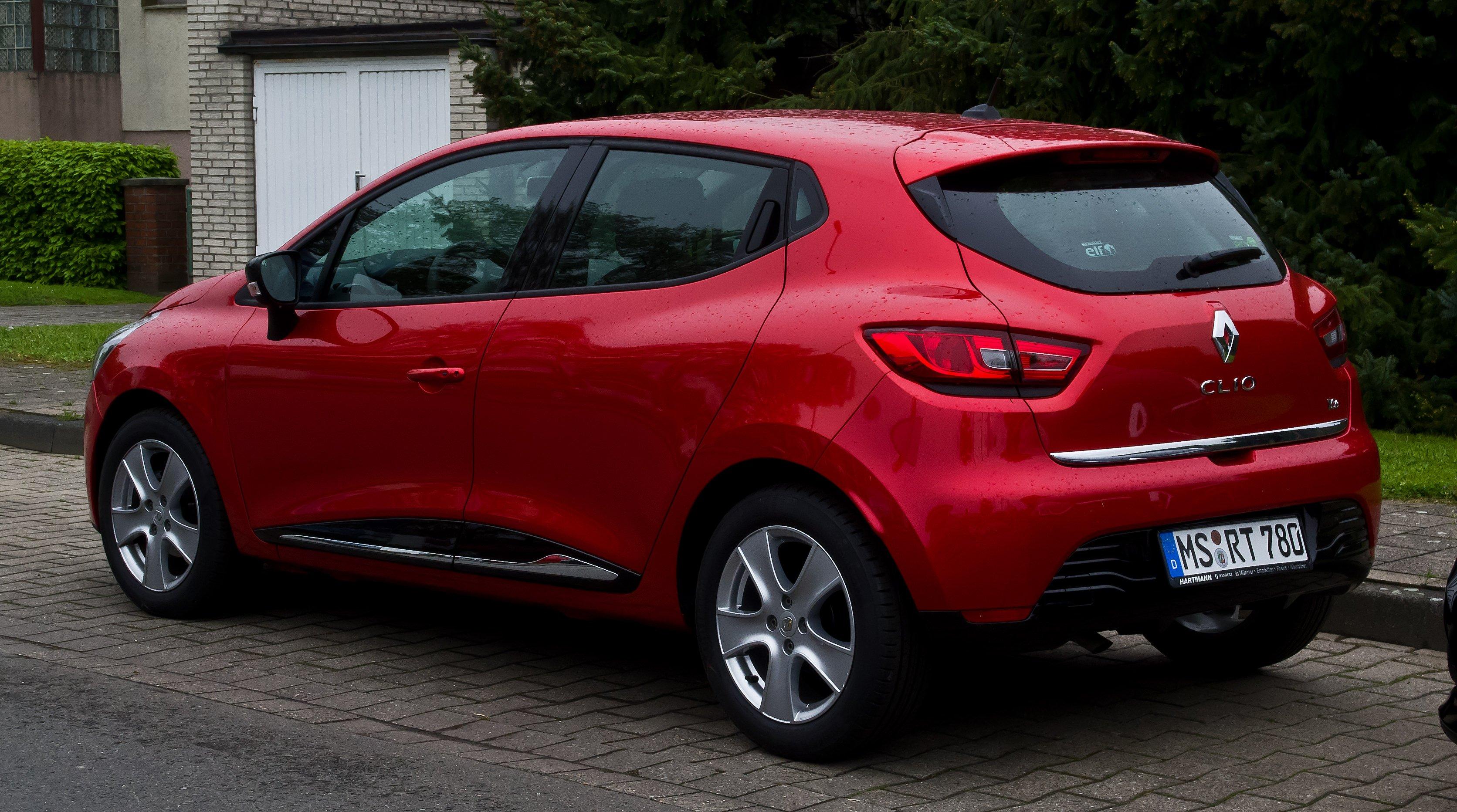 Renault Clio Ma Voiture