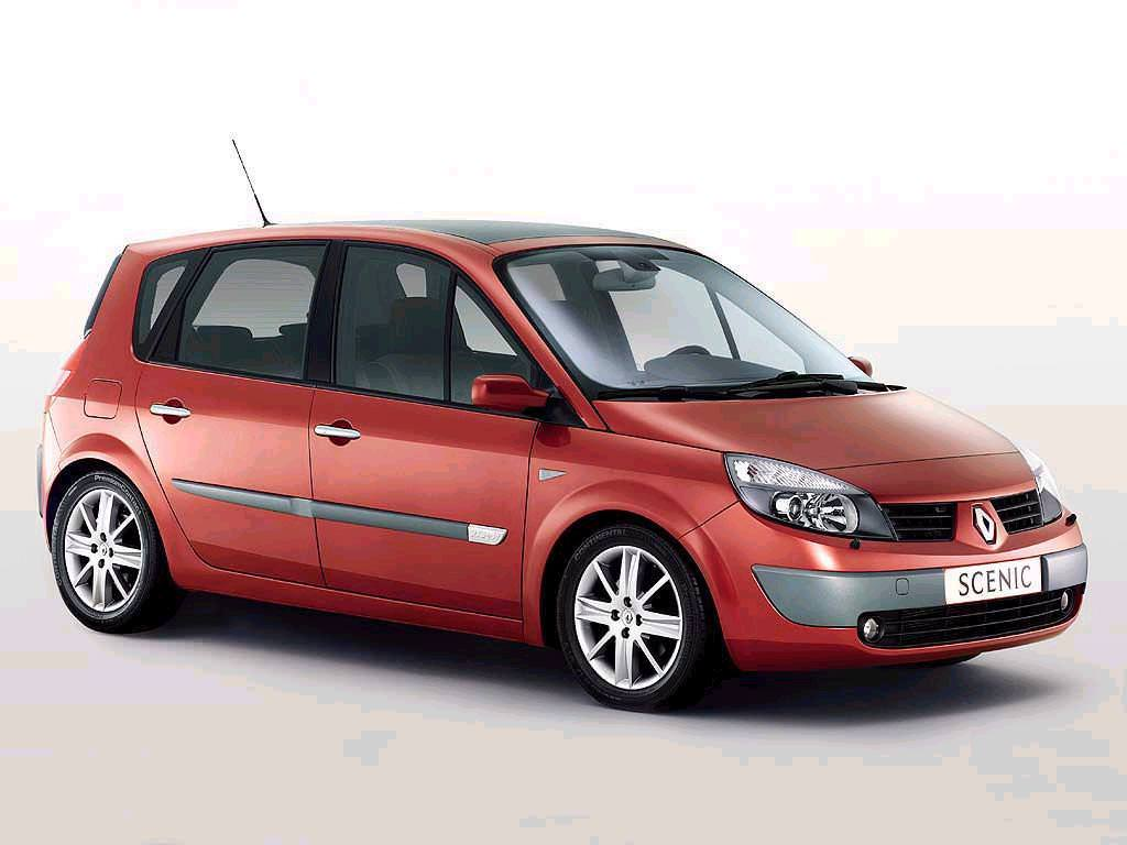 illustration renault scenic