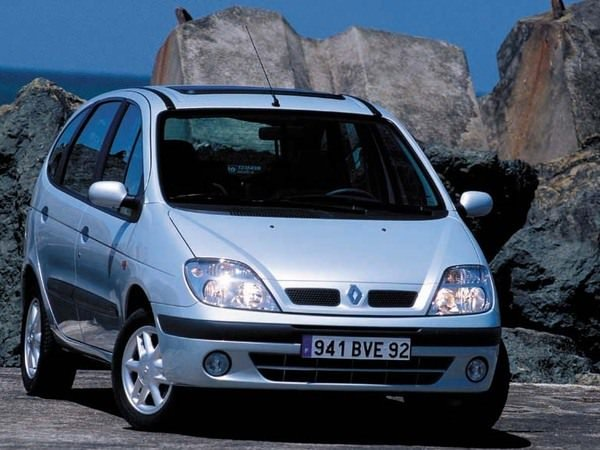 image renault scenic