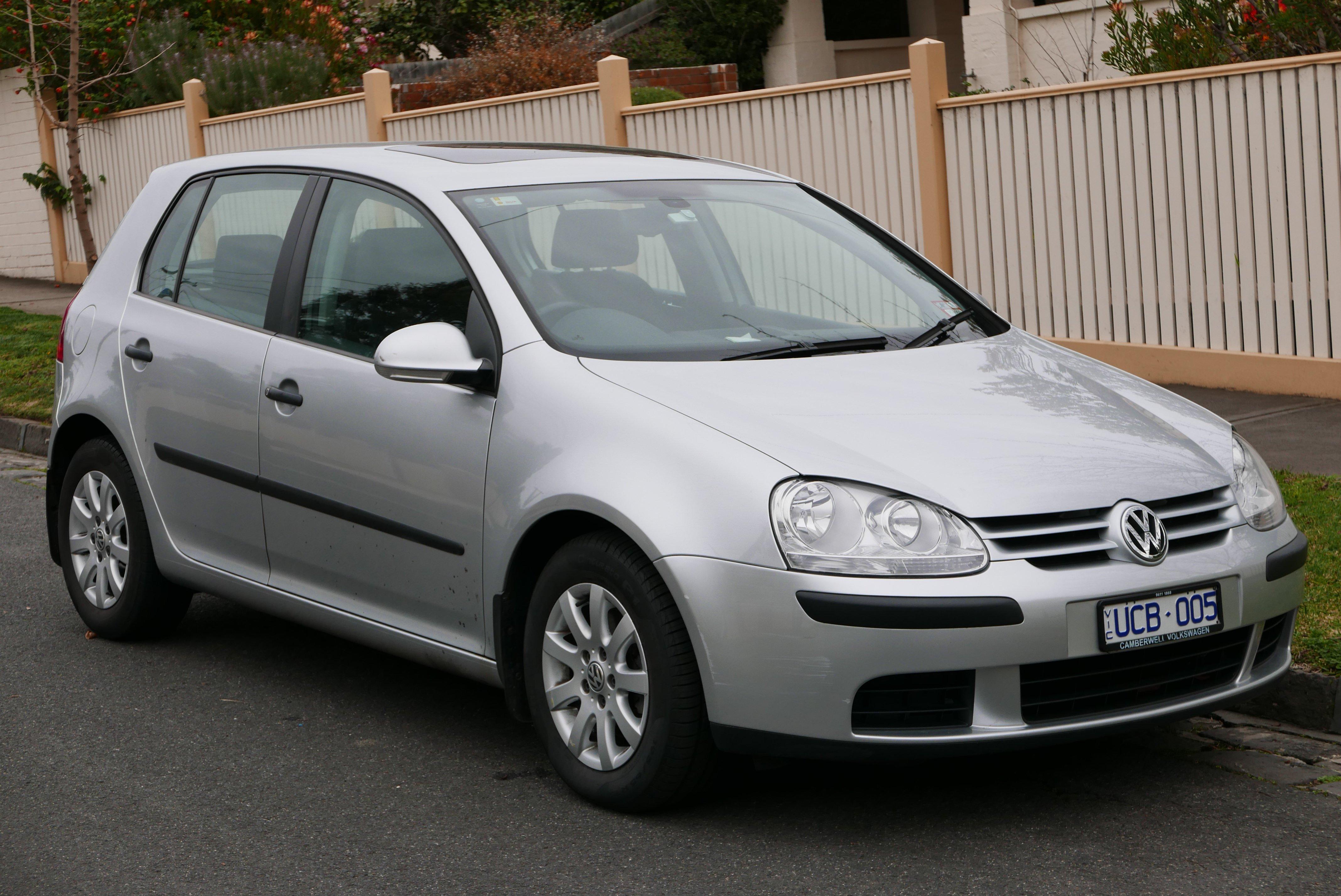 Volkswagen Golf Ma Voiture