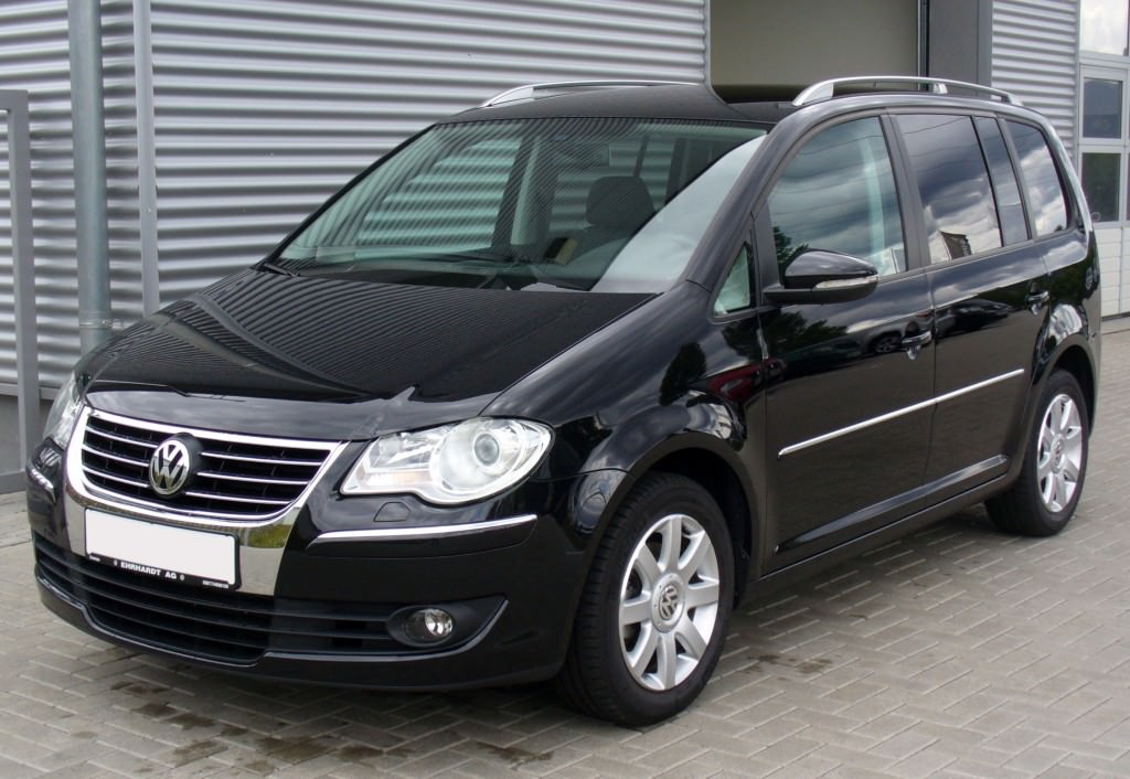 exemple volkswagen touran