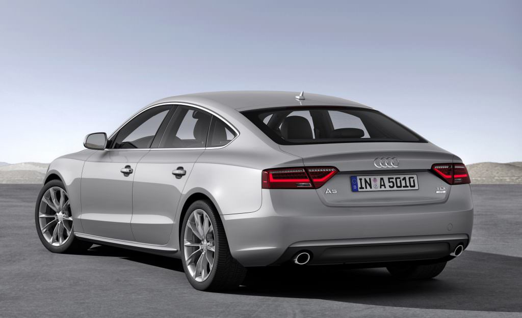 visualisation audi a5 sportback