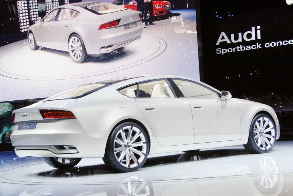 modèle audi a7 sportback