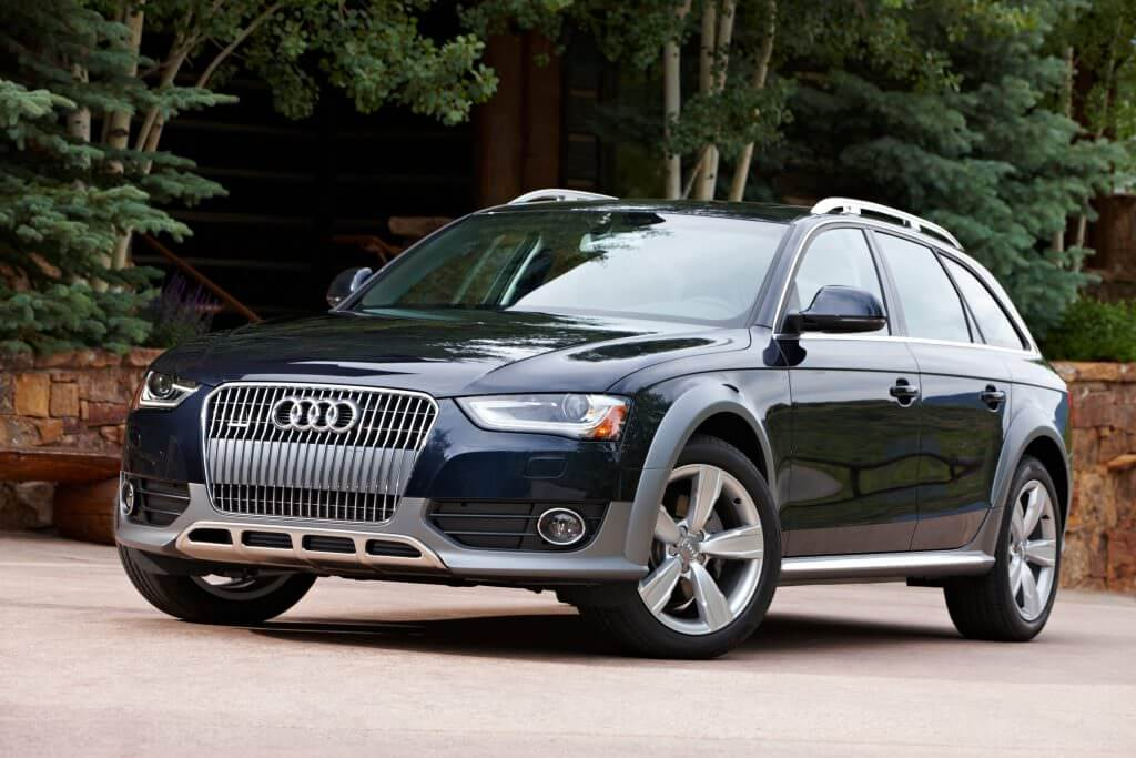 photo audi allroad