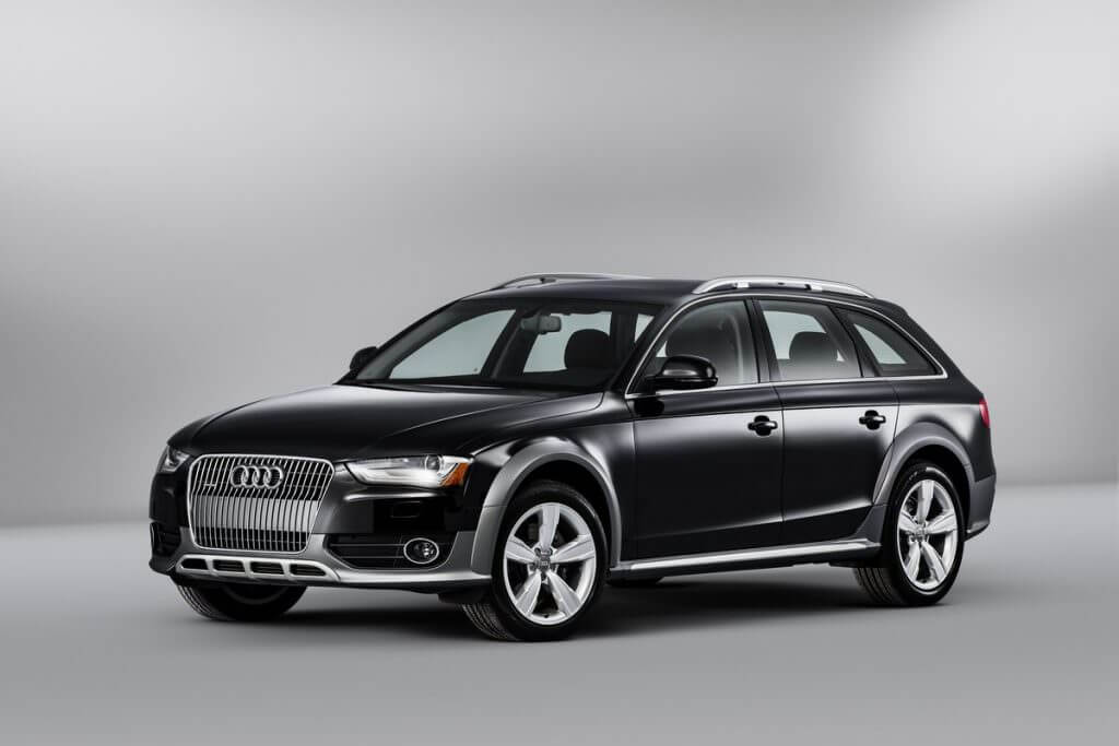 exemple audi allroad