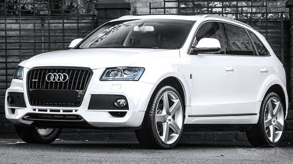 illustration audi q5