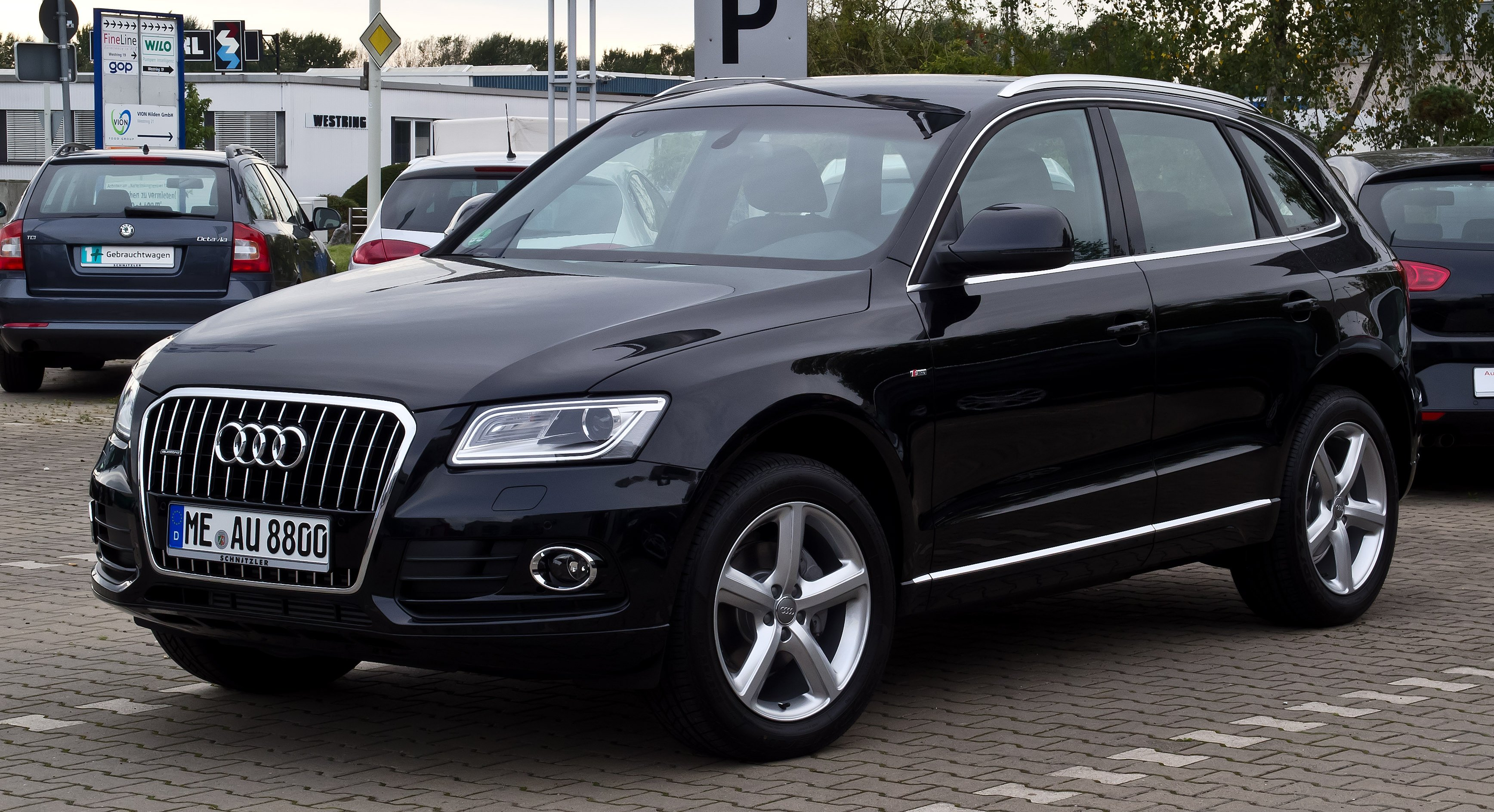 audi q5 ma voiture. Black Bedroom Furniture Sets. Home Design Ideas