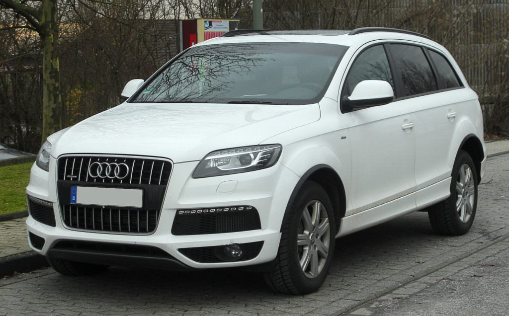 illustration audi q7