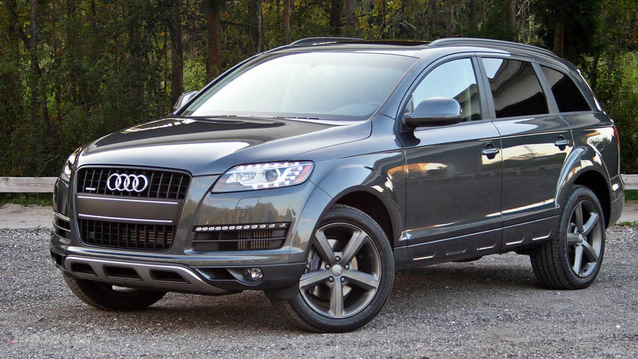 Audi Q7 Ma Voiture