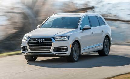 visualisation audi q7
