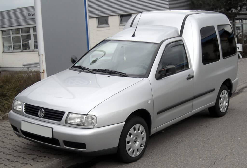 exemple volkswagen caddy