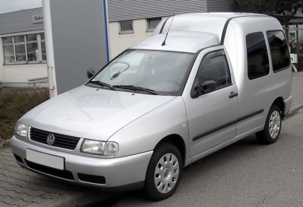 exemple volkswagen caddy