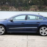 illustration volkswagen cc