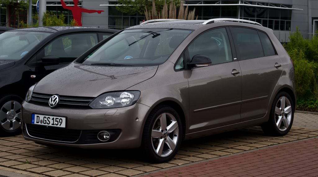 exemple volkswagen golf plus