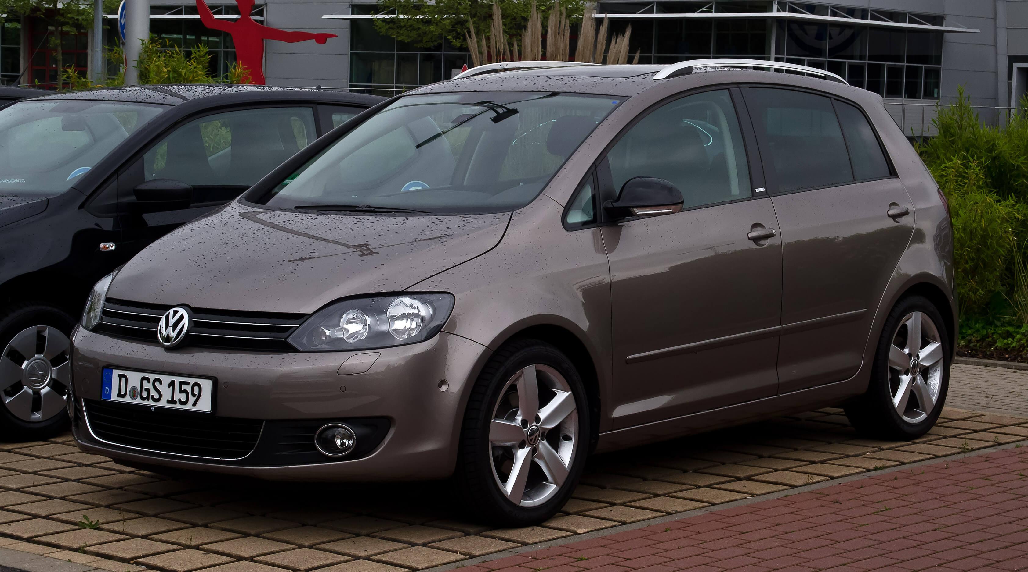Volkswagen Golf Plus Ma Voiture