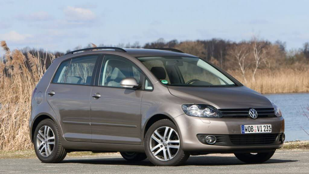 photo volkswagen golf plus
